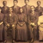 Thomas Johnson's Seminary Class